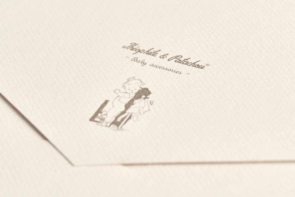 Théophile & Patachou  Enveloppe