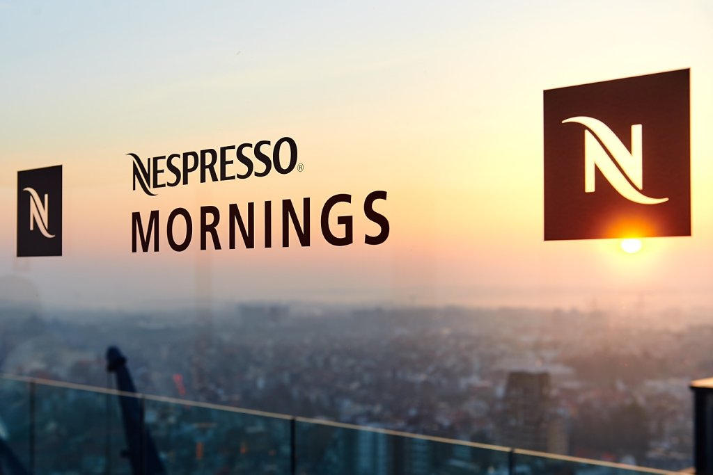 Nespresso Morning