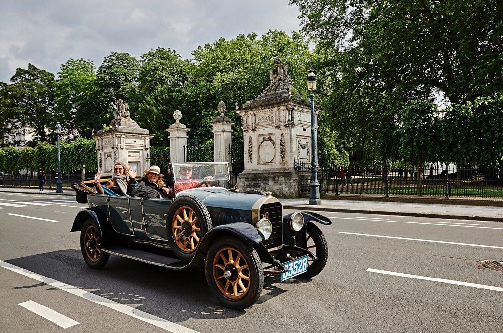 Rallye Comme Chez Soi 90 ans