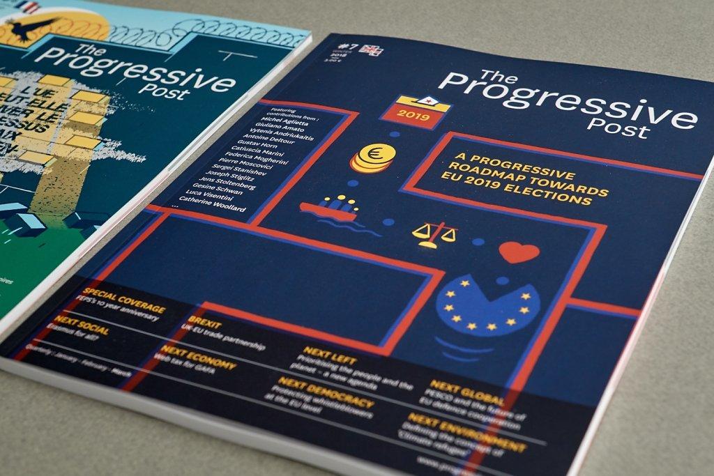 The Progressive Post (Edition)