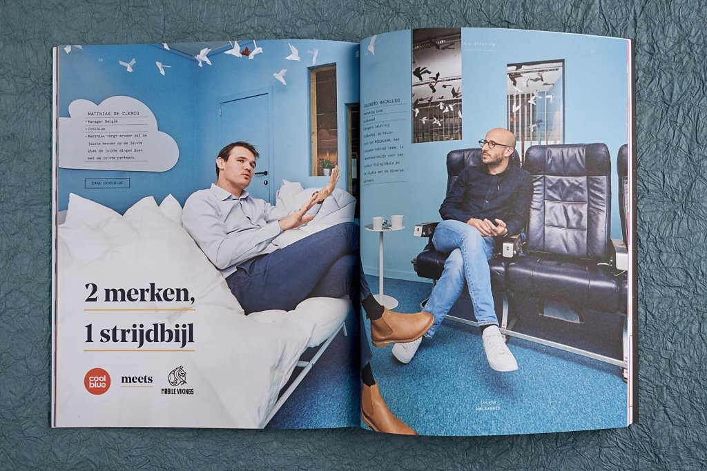 Fuel Magazine by Medialaan