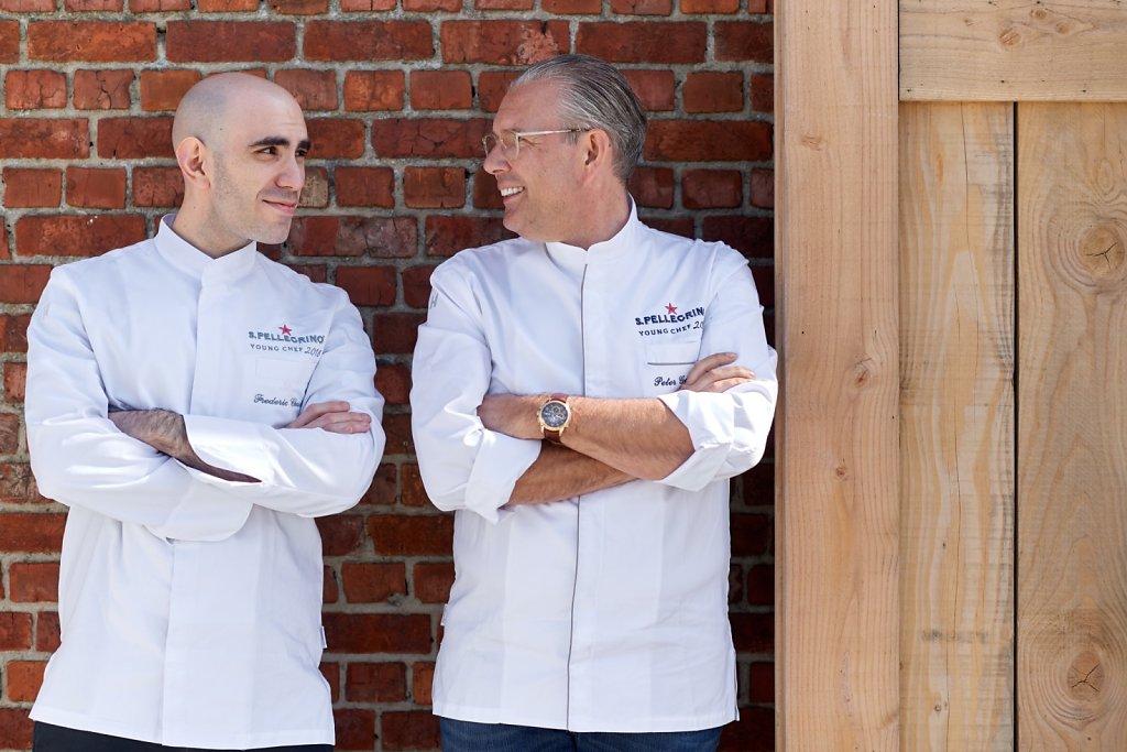 Frederic Chastro & Peter Goossens