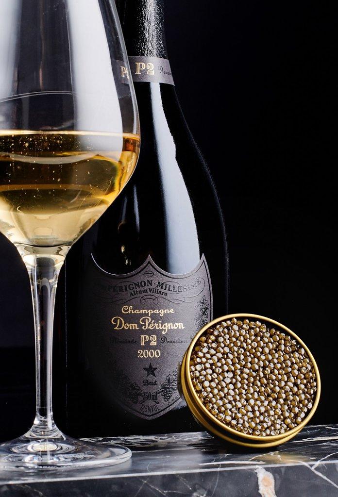 Dom Pérignon Shoot